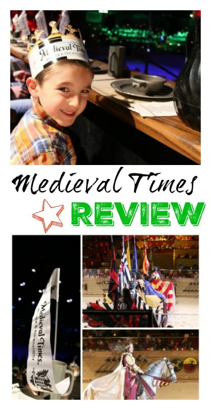 Medieval Times Dinner And Tournament Review