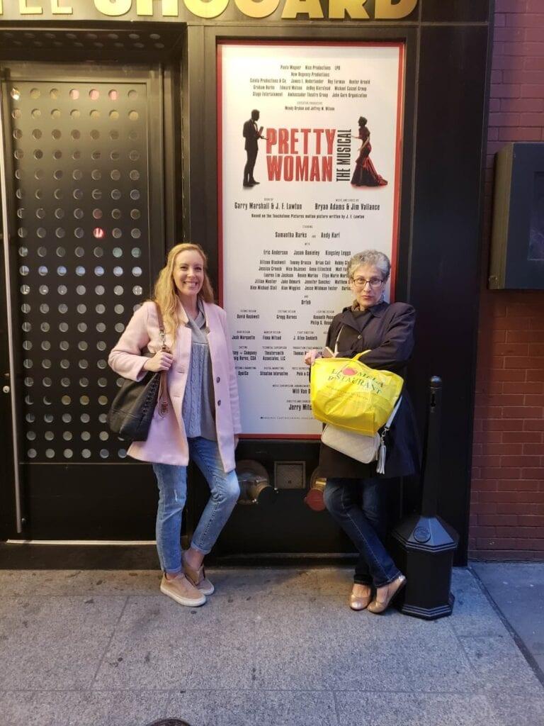 Pretty Woman Broadway