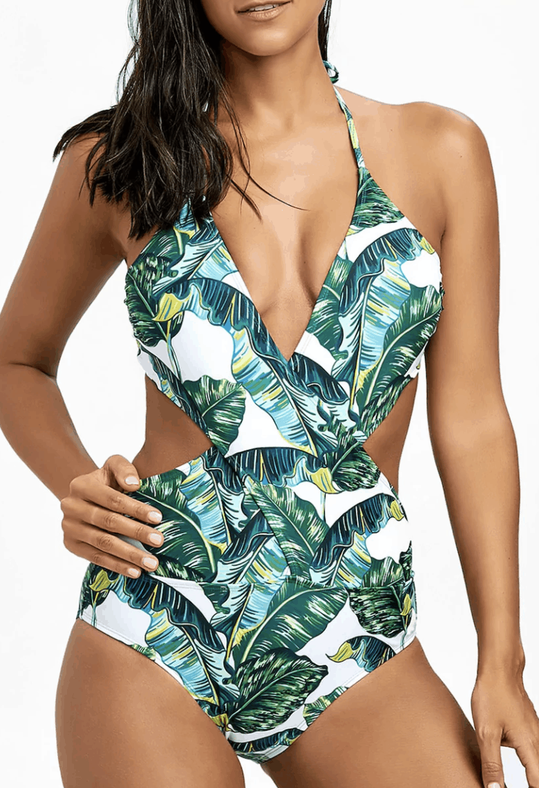 One Piece Bathing Suits: Today's Obsession
