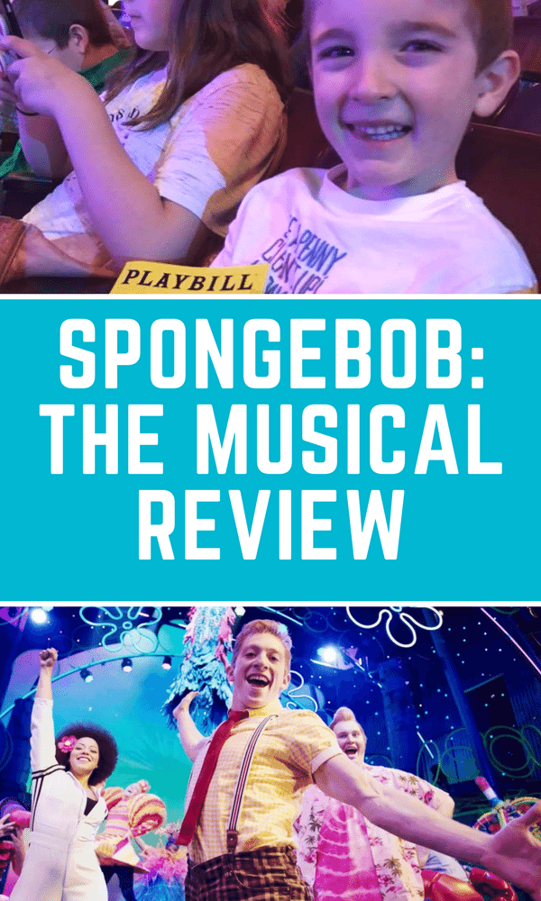 SpongeBob Musical‎ Review