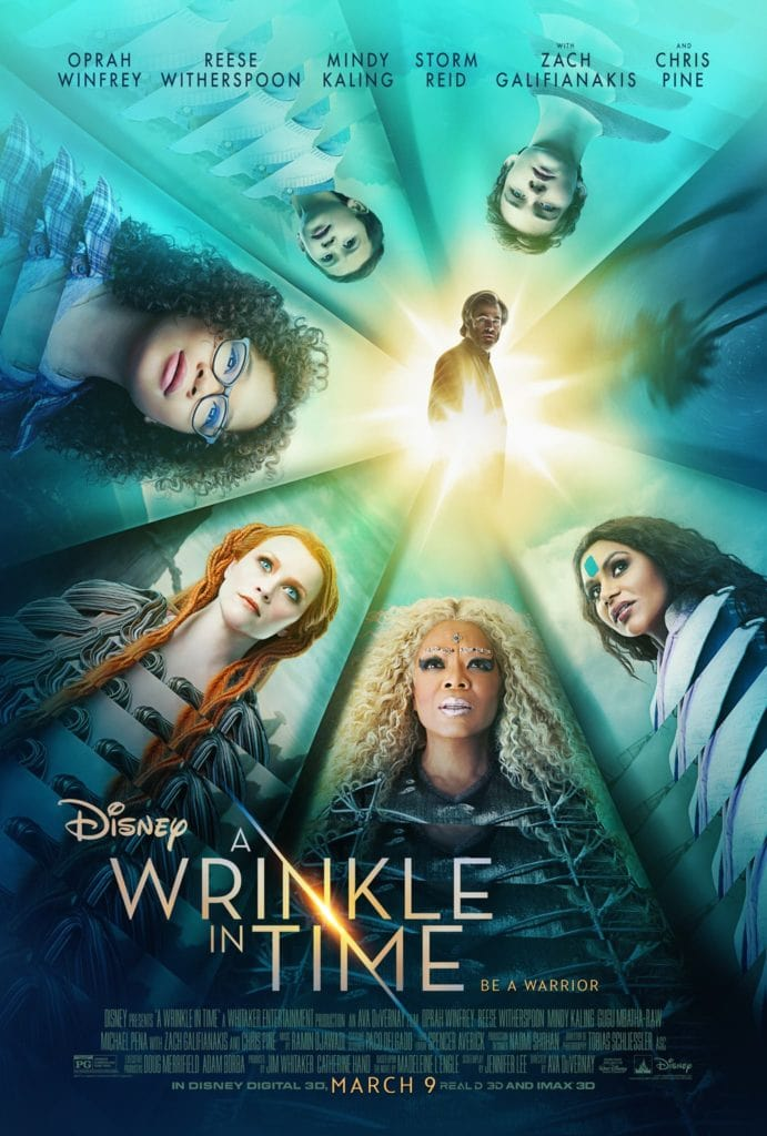 Meeting Oprah Winfrey, Reese Witherspoon And Mindy Kaling #WrinkleInTimeEvent