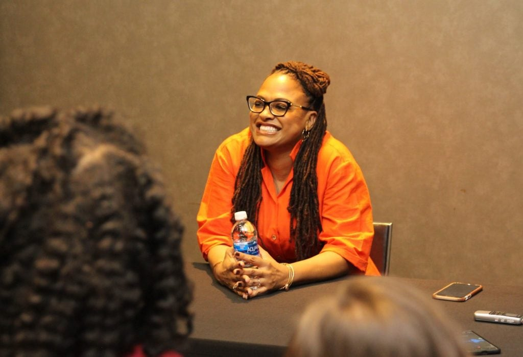 Ava DuVernay Interview For Wrinkle in Time