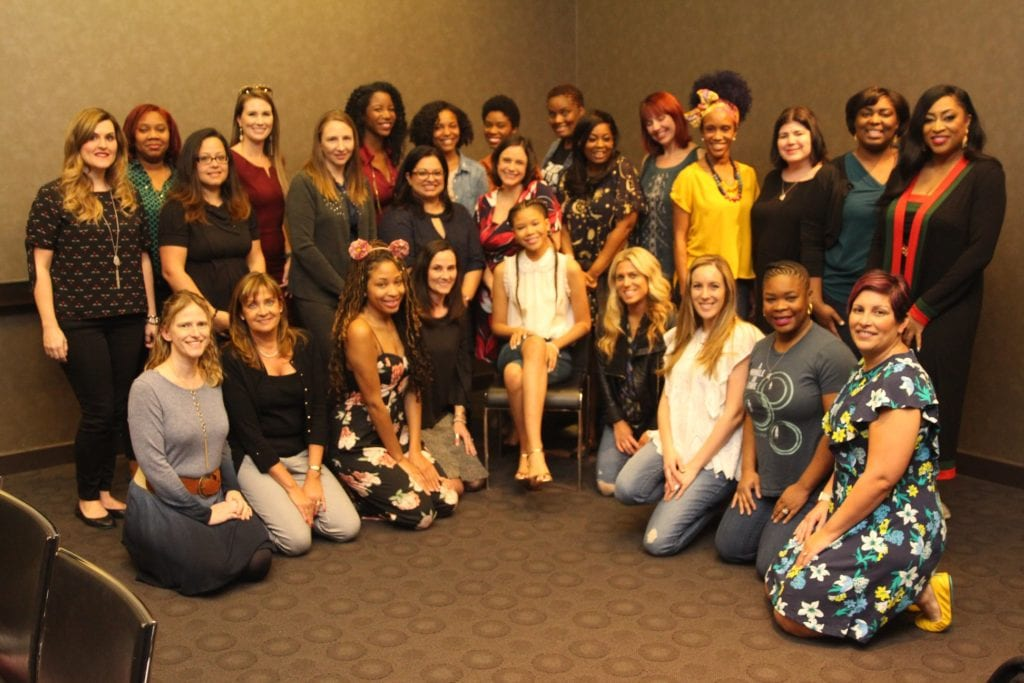 Storm Reid Blogger Interview Wrinkle In Time