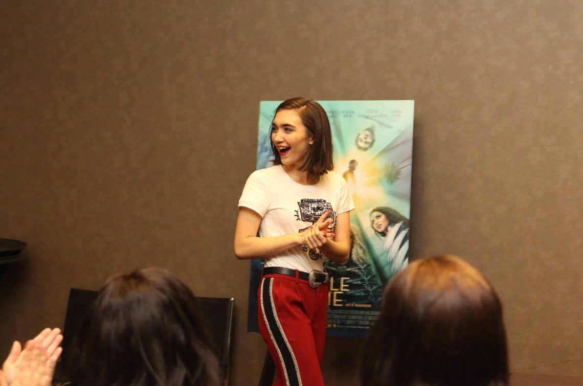 "Rowan Blanchard Opens Up About ""Wrinkle In Time"" And ""Still Here"" #WrinkleInTimeEvent"
