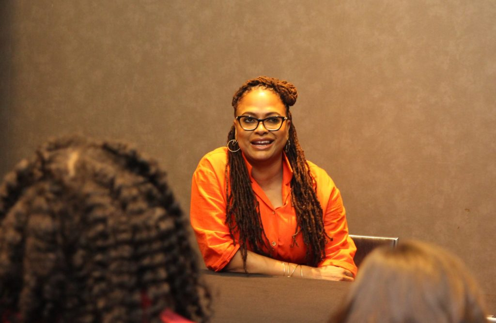 Ava DuVernay Disney Interview
