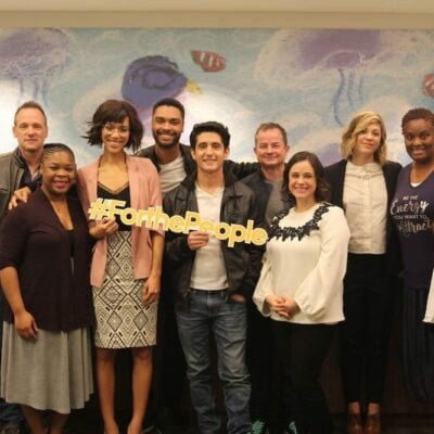 For The People On ABC: Court Room Drama With A Twist #ABCTVEvent #ForThePeople