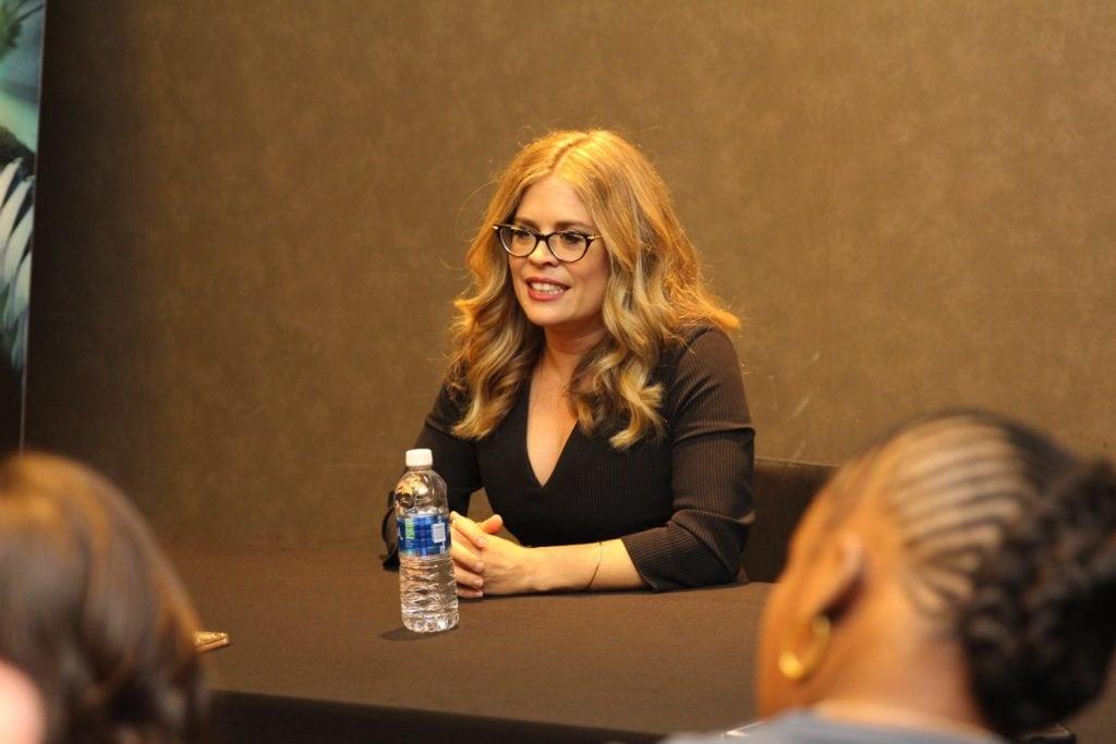 Jennifer Lee Interview