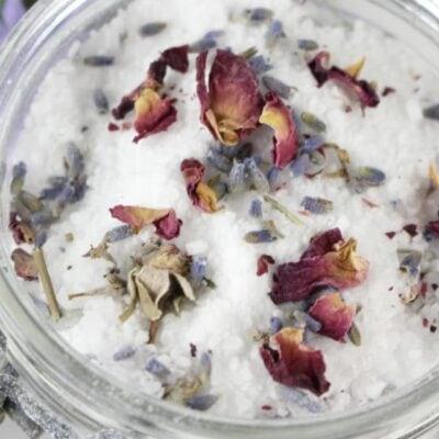 DIY Irish Spring Salts