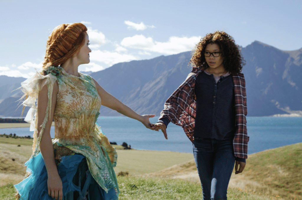 Storm Reid Stills From A Wrinkle In Time