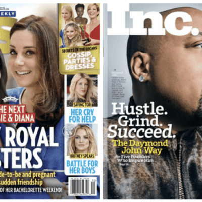 Magazine Sale: 4 For $16 - Annual Subscriptions!
