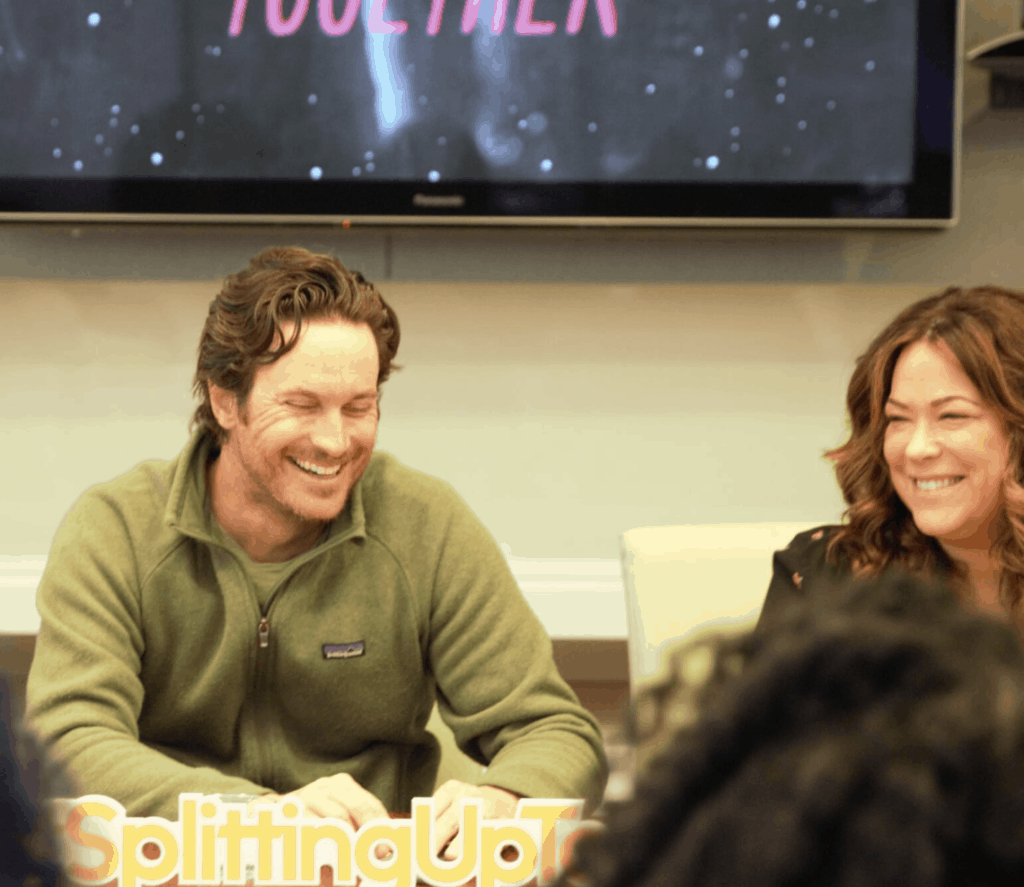 Oliver Hudson Splitting Up Together Interview