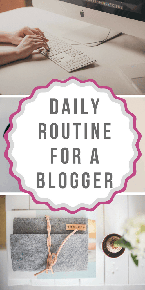 Blogging Tips : What A Typical Day Looks Like For A Blogger