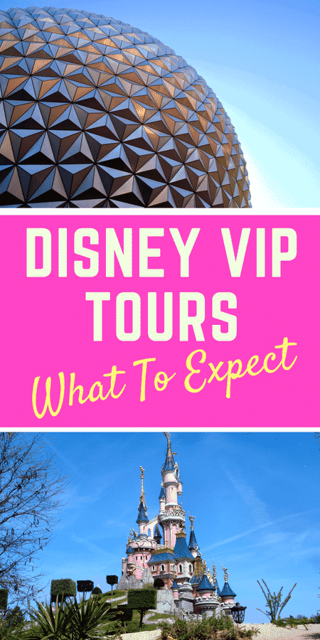 Disney VIP Tours: What You Need To Know