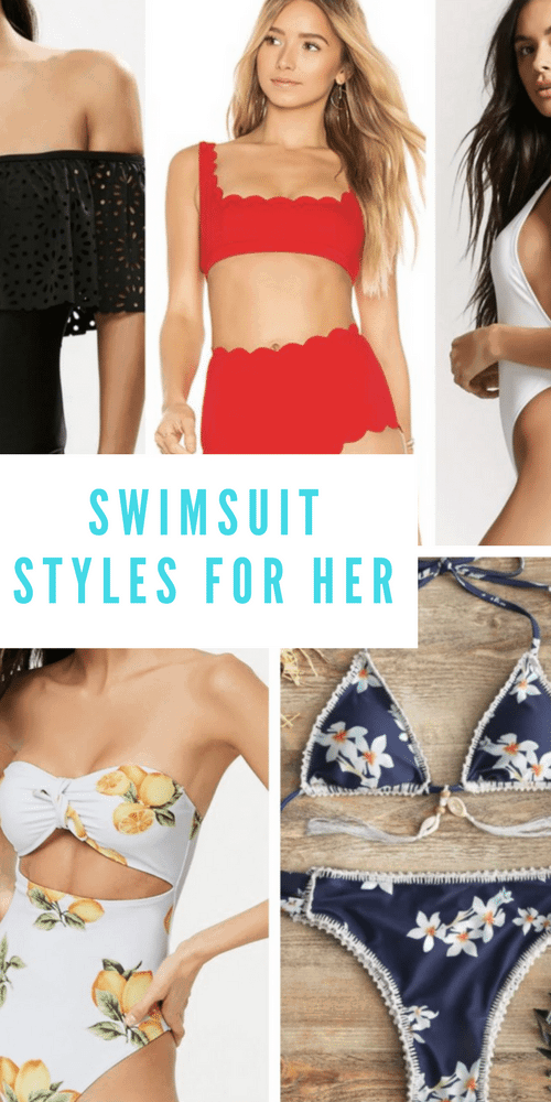 Swimsuits for Her