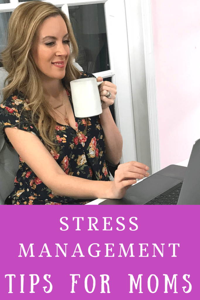Stress Management Tips For Work At Home Moms