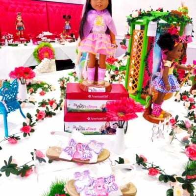 KidsShoes.com Creates New Lines Inspired By American Girl's Wellie Wisher Dolls #shopkidsshoes #ilovewellieshoes