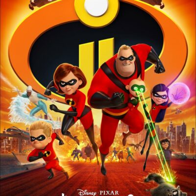 Incredibles 2:New Trailer And Poster Available