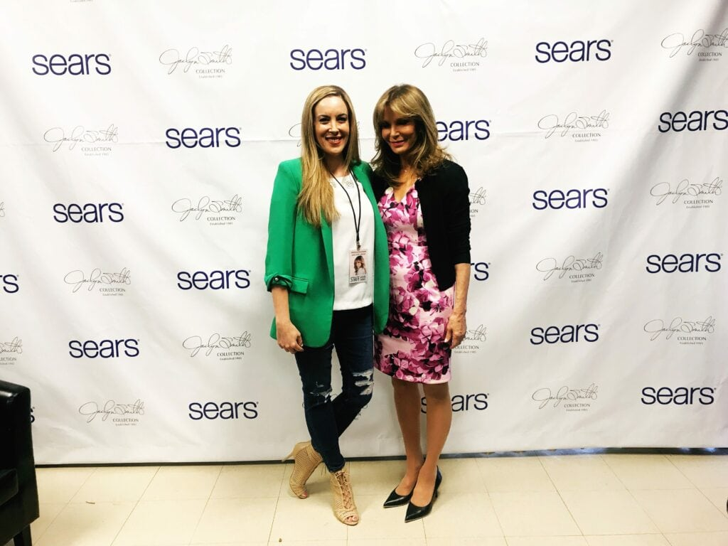 Jaclyn Smith Interview About Her Ready To Wear Collection At Sears