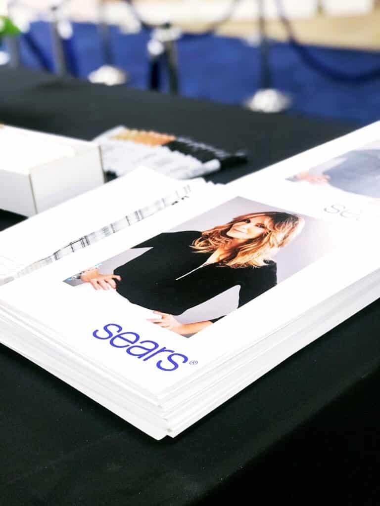 Jaclyn Smith autographs
