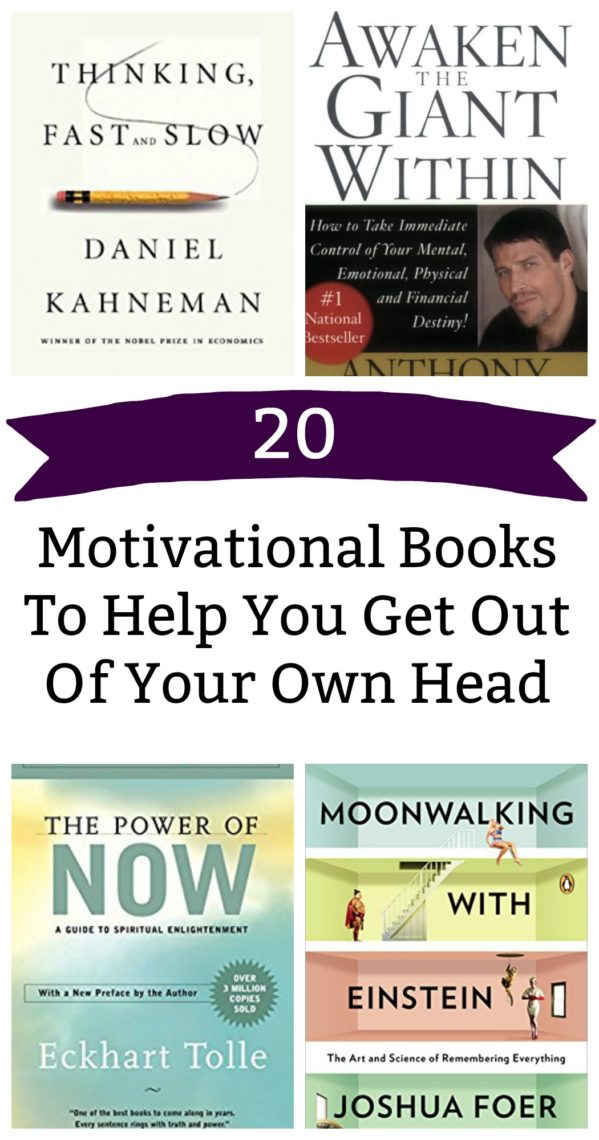 20 Must-Read Motivational Books: The Ultimate List