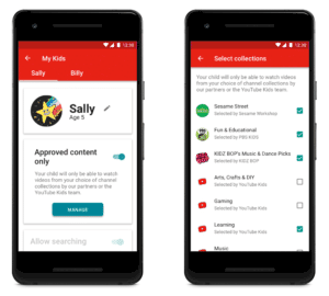 YouTube Kids Adds Trusted Partners To App