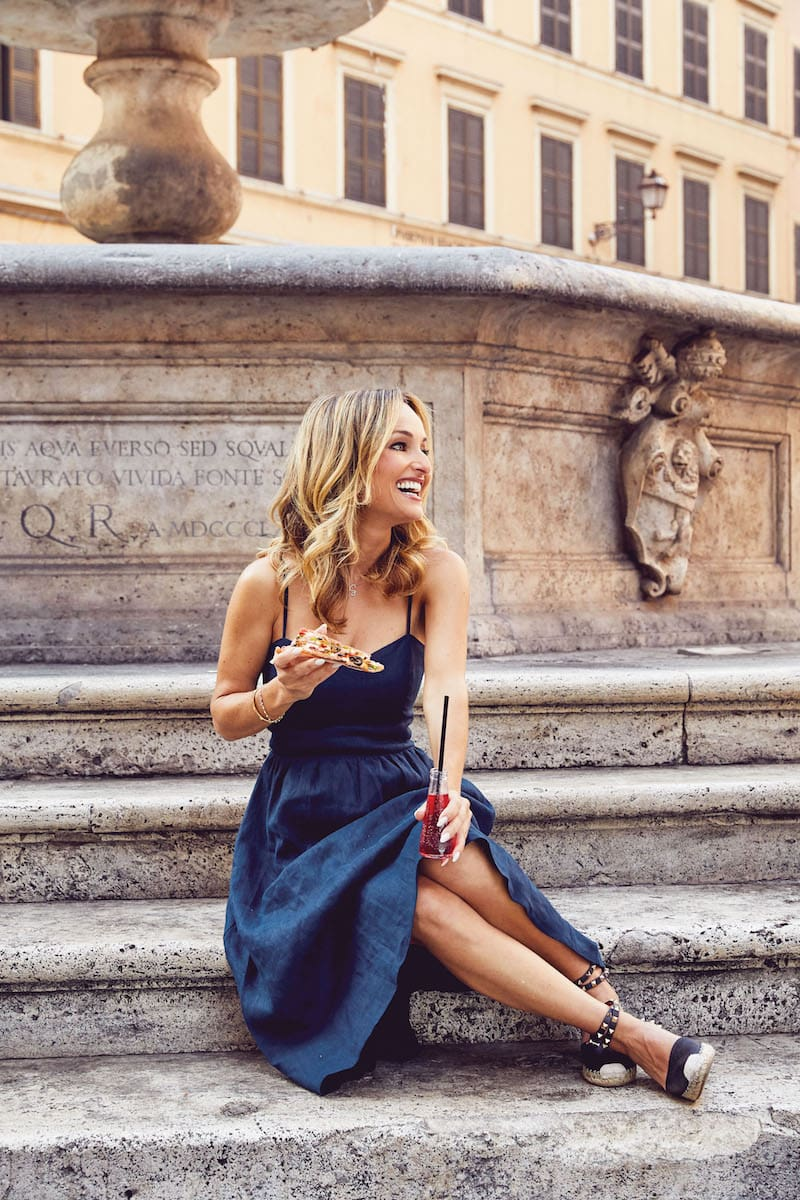 Giada's Italy: My Recipes for La Dolce Vita! In Rome Eating