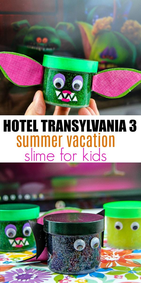 Hotel Transylvania 3 Slime