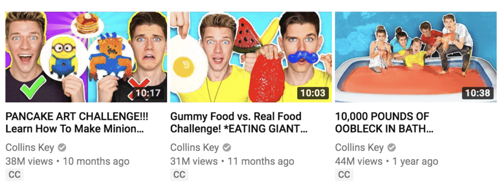 Collins Keys