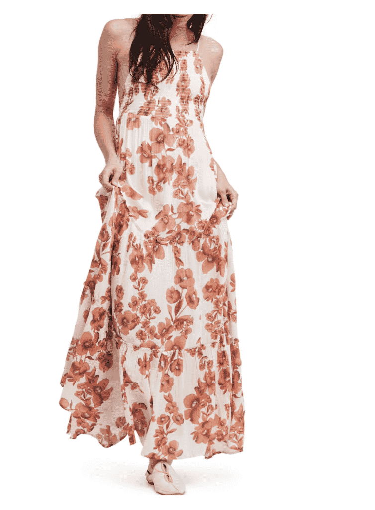 Free People Garden Party Maxi Dress: Fashion For Women