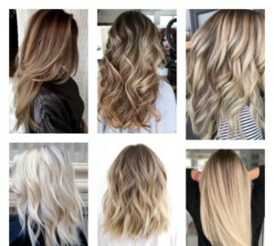 Hair Color Ideas - 50 Shades Of Blonde