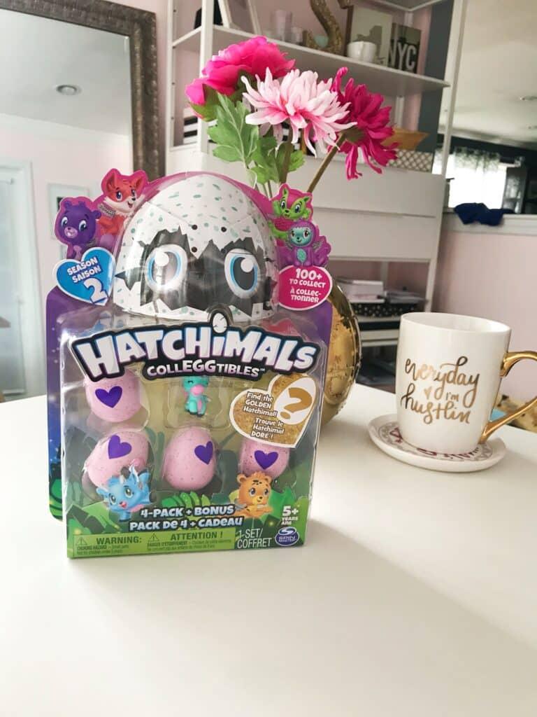 Hatchimals CollEGGtibles Season 2 Unboxing Plus Giveaway #Hatchimals