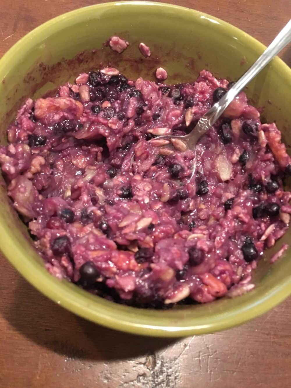 Quick Oatmeal Recipe With Fruit