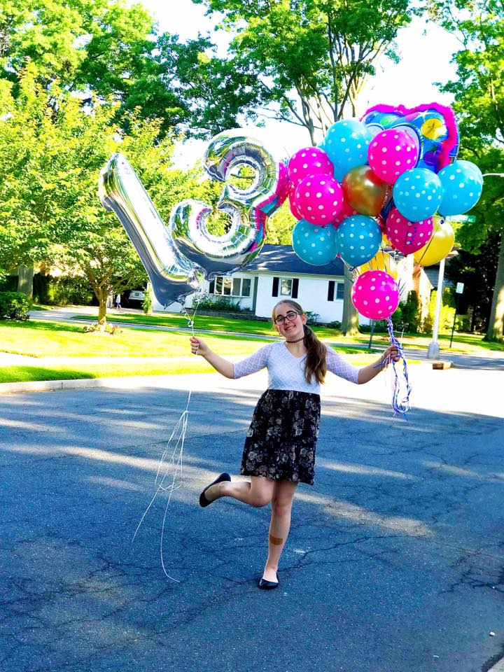 13 Wishes For My Daughter On Her 13th Birthday