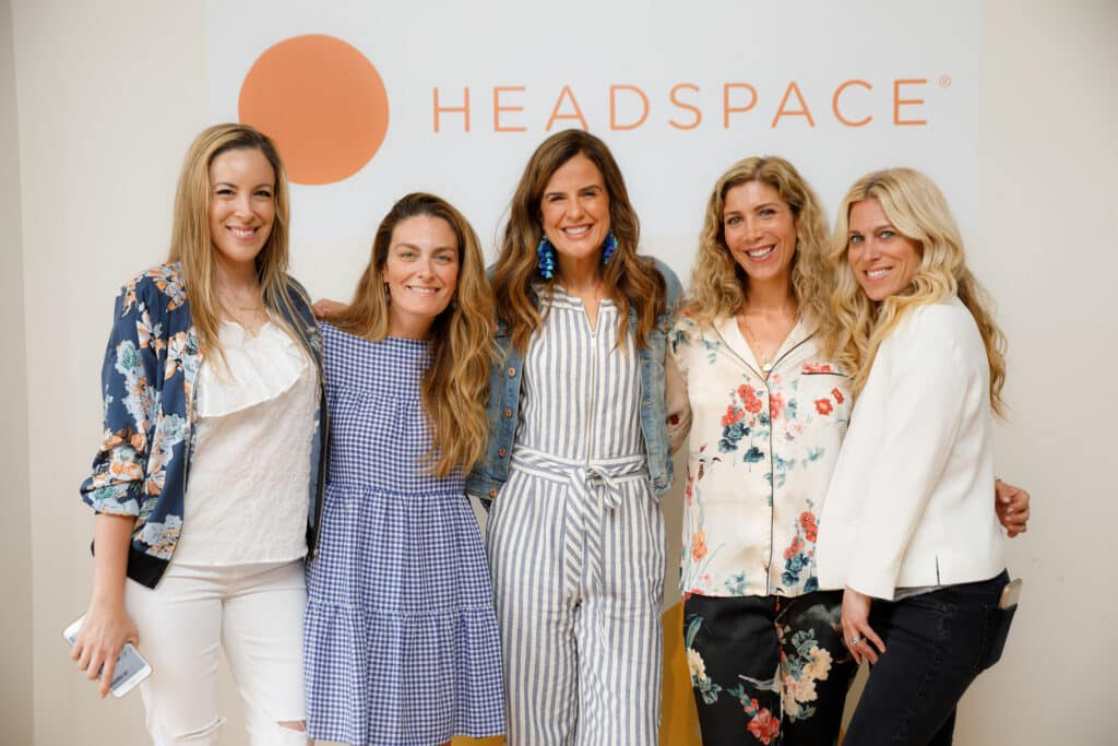 Headspace Meditation App Holds NYC Event
