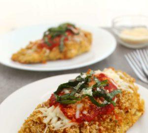 Gluten Free Chicken Parmesean