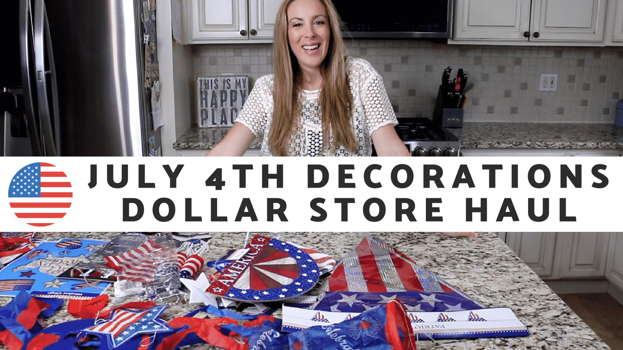 July 4th Decorations For Less