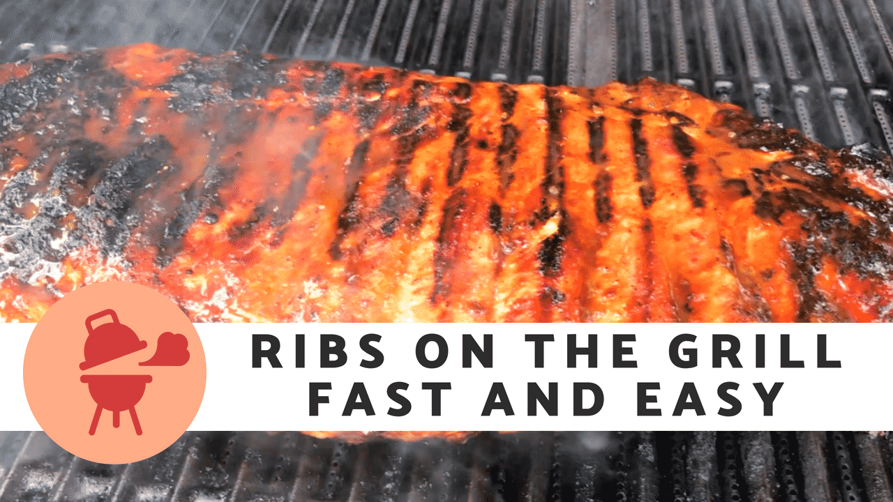 How To Make BBQ Ribs On The Grill: Fast And Easy