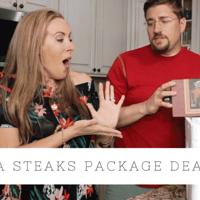 Omaha Steak Review And Package Deal #DadWantsSteak