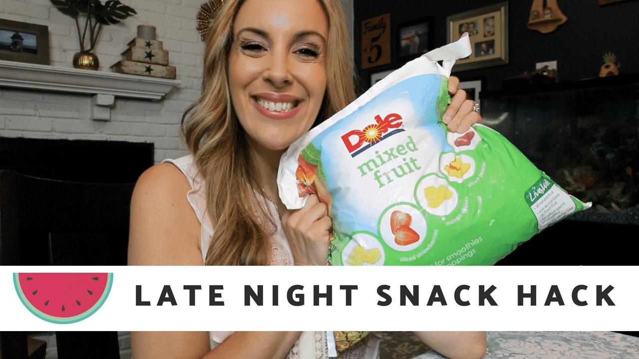 Late Night Snack Trick