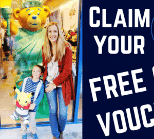 How To Claim Your Free Build A Bear Workshop $15 Voucher After Pay Your Age Event Shuts Down