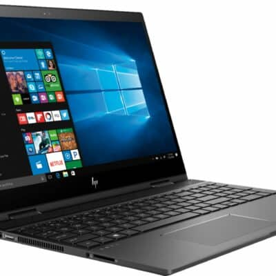 The Touch Screen On The HP Envy X360 Laptop Is Everything