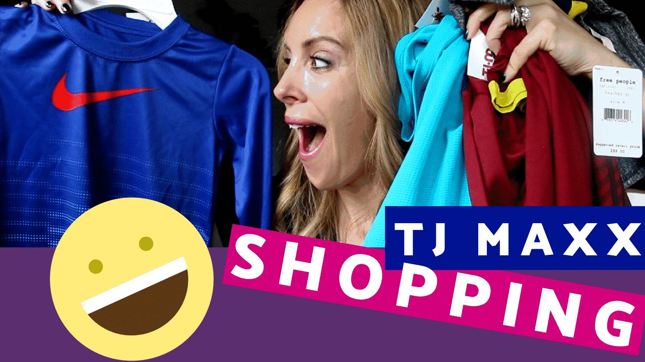 TJ MAXX Shopping Haul: Something For Everyone