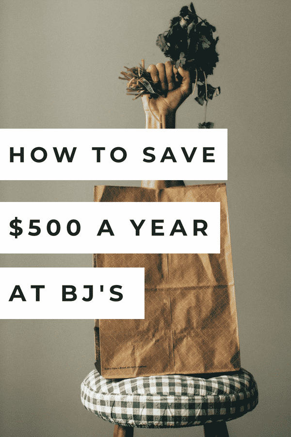 how to save at bj's wholesale