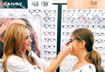 Tips for Parents Who Are Buying Their Children Eyeglasses