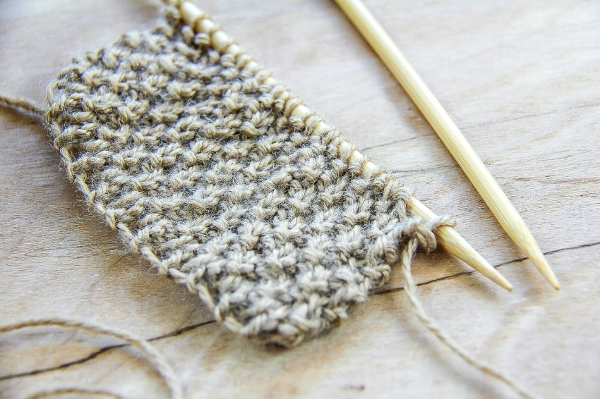 Fall Knit Cozy Project