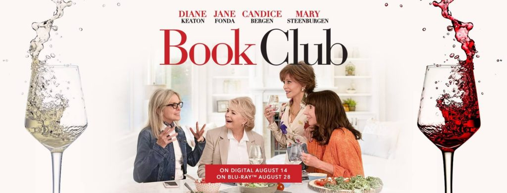 Have A Girls' Night In THIS Weekend: Download 'Book Club' On iTunes Today