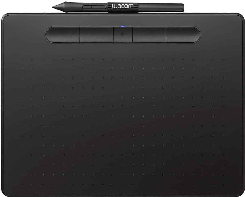 Wacom Intuos Bluetooth Creative Pen Tablet