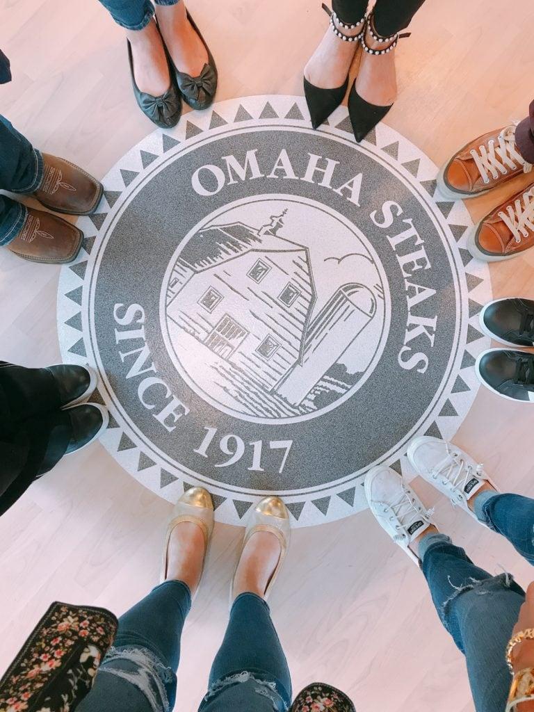 Omaha's Steaks Store Nebraska