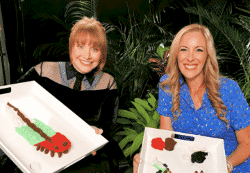 Bryce Dallas Howard and Vera Sweeney