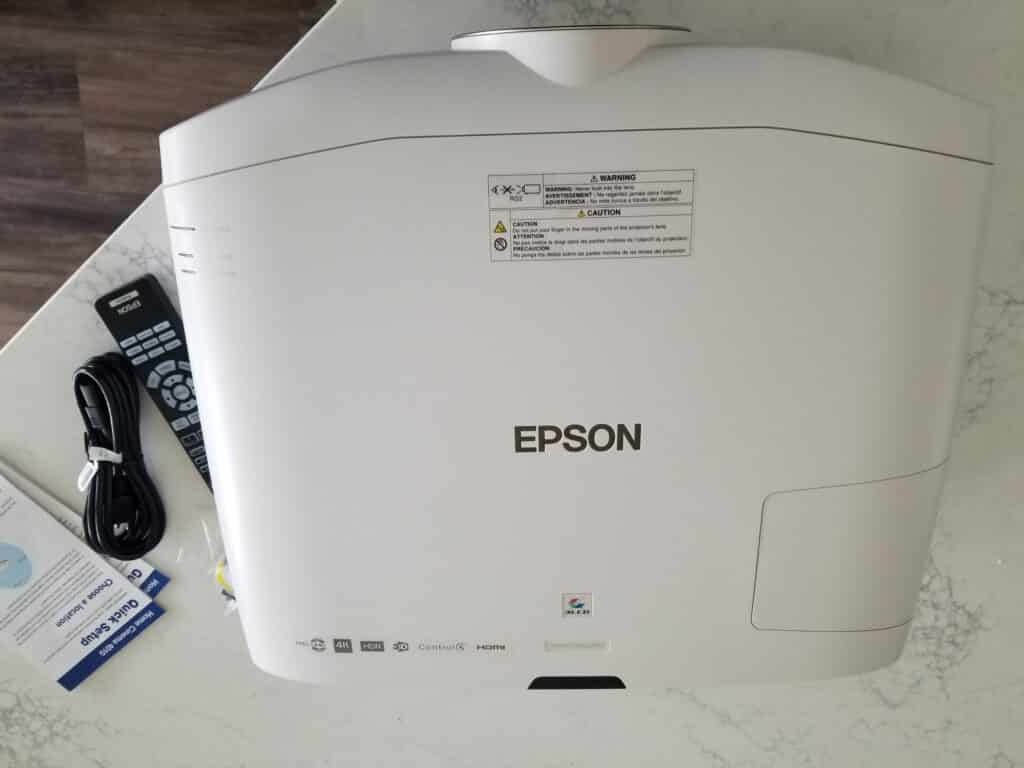 Home Theater Projectors - Epson Home Cinema 4010